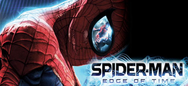 Spider-Man- Edge of Time1