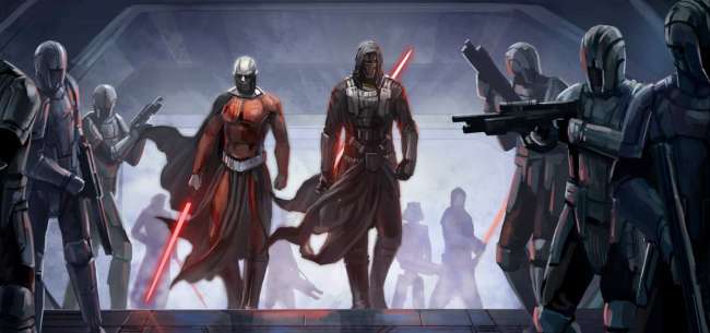 Star Wars: The Old Republic: Wunderschöne Skylines