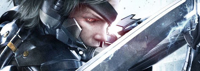 Metal Gear Rising- Revengeance