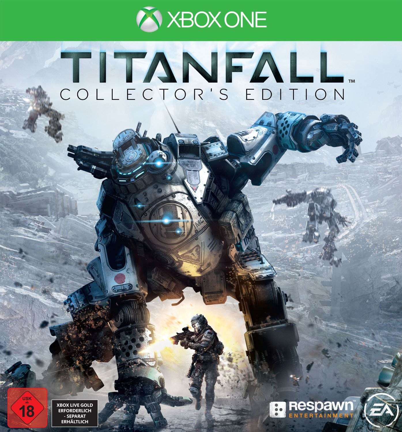 Titanfall Collec